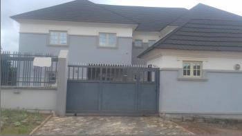 2 Wings of 4 Bedroom Semi Detached Duplex, Guzape District, Abuja, Semi-detached Duplex for Rent
