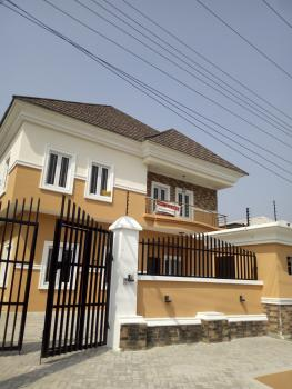 Newly Touching 5 Bedroom with Bq Fully Detached, Chevy View Estate, Lekki, Lagos, Detached Duplex for Rent