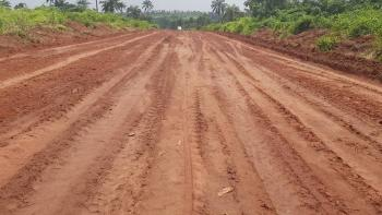 104 Acres,  Good for Project with Deed of Assignment Document, Along Ijaye Road, Moniya, Akinyele, Oyo, Commercial Land for Sale