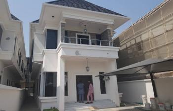 Finished 5 Bedroom Detached Duplex with Bq in Lekki County Homes Lekki, Western Estate, Lekki County Lekki, Ikota Villa Estate, Lekki, Lagos, Detached Duplex for Sale