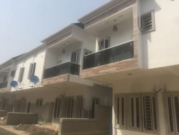 4bedroom Terrace Duplex, Lafiaji, Lekki, Lagos, Terraced Duplex for Sale
