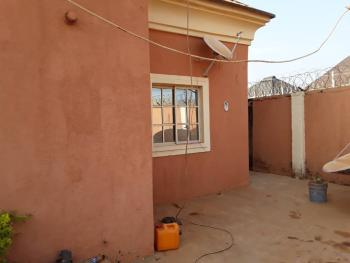 Sweet 4 Bedroom Fully Detached Bungalow. U Can Convert The 4th Room to Bq. Solidly Maintained. Very Clean., Amac Market, Lugbe District, Abuja, Detached Bungalow for Sale