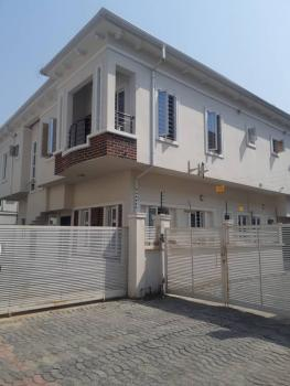Spacious 4 Bedroom Semi-detached Duplex with Bq, Off Orchid Hotel Road, 2nd Tollgate, Lafiaji, Lekki, Lagos, Semi-detached Bungalow for Rent