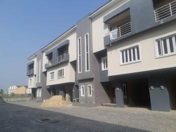 Newly Built 4 Bedroom Terrace Duplex, Ocean Bay Estate, Lafiaji, Lekki, Lagos, Terraced Duplex for Rent