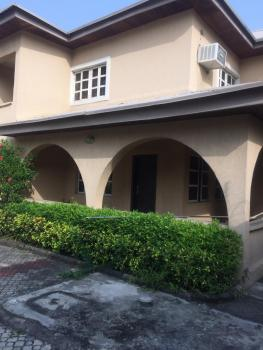 4 Bedroom Semi-detached House with 1room Bq for Commercial Uses, Off Admiralty, Lekki Phase 1, Lekki, Lagos, Semi-detached Duplex for Rent