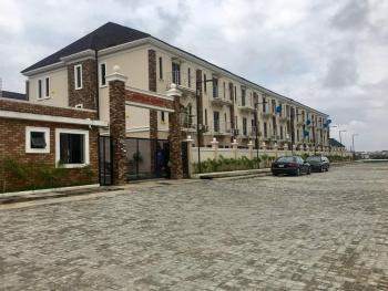 Four Bedroom Terrace with a Room Bq for Rent in Ikate Elegushi, Ikate Elegushi, Lekki, Lagos, Terraced Duplex for Rent