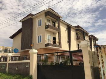 Self Serviced 4 Bedroom Terrace with a Room Bq for Rent in Ikate Elegushi, Ikate Elegushi, Lekki, Lagos, Terraced Duplex for Rent
