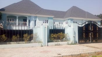 Brand New 5 Bedroom Semi Detached Duplex with 2 Bedroom Bq, Massive Compound Space, Ideally for Both Residence/ Office Purposes., Asokoro District, Abuja, House for Rent