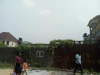 Land, Eyituoyo Omatshola Street, Ajao Estate, Isolo, Lagos, Residential Land for Sale