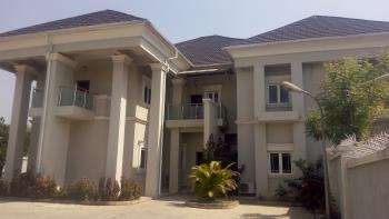 Ambassadorial 5 Bedroom Serviced Duplex with 2 Rooms Bq, Garden N Generous Parking Space, Ideally for Expatriates, Ambassador, Vips, Maitama District, Abuja, House for Rent