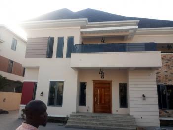Luxury Spacious Beautiful 5 Bedroom Duplex with 2 Bq, Pinnock Beach Estate, Osapa, Lekki, Lagos, Detached Duplex for Sale