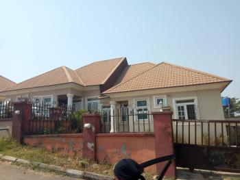 Pop Well Finished 3 Bedroom Semi Detached Bungalow Flat for Sale Around Corner Shop Citec Estate Mbora, Citec Estate, Mbora, Abuja, Semi-detached Bungalow for Sale