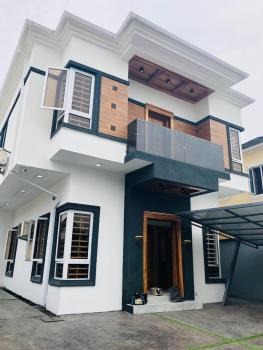 Luxury 5 Bedroom Duplex with Excellent Facilities, Bamidele Eletu, Osapa, Lekki, Lagos, Detached Duplex for Sale
