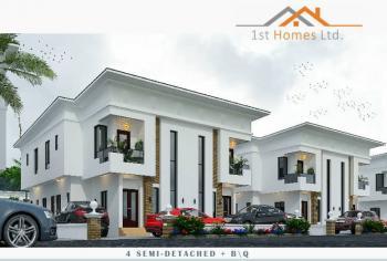Brand New 4 Bedroom Detached Duplex, Osapa-london, Osapa, Lekki, Lagos, Detached Duplex for Sale