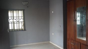 a One Room Self-contained Flat (upstairs) in a Duplex, Off Folaagoro Roundabout, Fola Agoro, Yaba, Lagos, Self Contained (single Rooms) for Rent