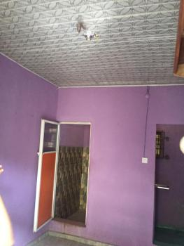 Decent Room Self Contained, Palmgrove, Shomolu, Lagos, Self Contained (single Rooms) for Rent