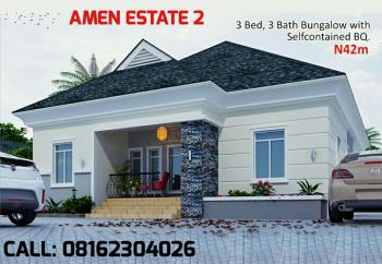 Lets Reduce The Stress of Buying and Building for You., Eleko Rd, Amen Estate, Eleko, Ibeju Lekki, Lagos, Detached Duplex for Sale