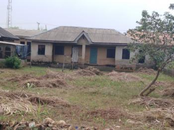 Full Plot of Land with Completed 2 Unit of Miniflat in Agbede Ebuwawa Agric Ikorodu Flat, Agbede Ebuwawa, Agric Ikorodu Lagos, Agric, Ikorodu, Lagos, Semi-detached Bungalow for Sale