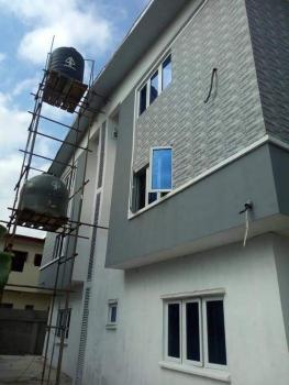 New 3 Bedroom En Suit, Wempco, Ogba, Ikeja, Lagos, Block of Flats for Sale