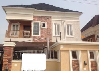 Brand New 5 Bedroom Detached Duplex with a Bq, Chevron, Lekki, Lagos, Detached Duplex for Rent