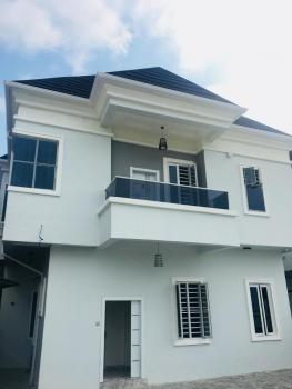 Brand New Luxury 4 Bedroom Detached Duplex with a Room Bq, Chevron, Lekki, Lagos, Detached Duplex for Rent