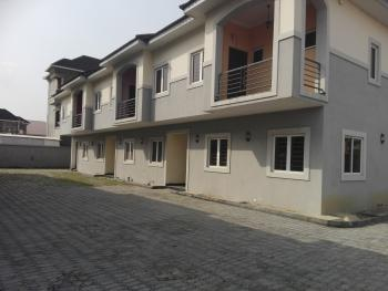 Four Bedroom Terrace, Igbo Efon, Lekki, Lagos, Terraced Duplex for Sale