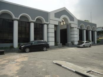 Massive Building for Corporate Office Or Bank Use with 1050sqm Office Space, Off Akin Adesola Street, Victoria Island (vi), Lagos, Office Space for Rent