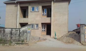 Newly Built 90 Percent Completed 2 Bedrooms Flat, Mende, Maryland, Lagos, House for Rent
