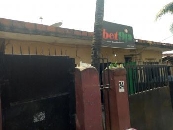 Land (bungalow), Kalejaiye Street, Mafoluku, Oshodi, Lagos, Mixed-use Land for Sale