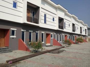 Brand New 3 Bedroom Terraced Duplex with Boys Quarter, Chevron Axis, Lekki, Lagos, Terraced Duplex for Sale