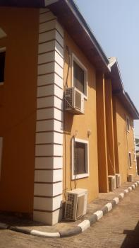 4 Bedroom Each, Twin Duplex with Bq, Utako, Abuja, Semi-detached Duplex for Rent