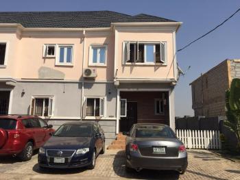 4 Bedroom Terraced Duplex with a Maid Room, Corner Piece Unit, Life Camp, Gwarinpa, Abuja, Terraced Duplex for Sale