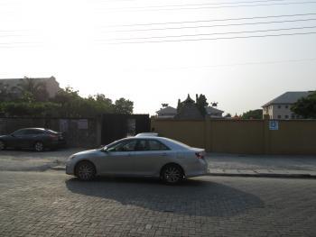 4231 Square Meters of Fenced Bare Land, Adebayo Doherty, Lekki Phase 1, Lekki, Lagos, Mixed-use Land for Sale