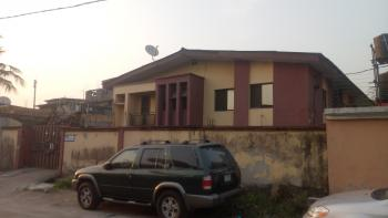 Renovate-able/demolish-able Block of Flats on a Full Plot of Land, Akintunde Close, By Majaro, Onike, Yaba, Lagos, Block of Flats for Sale