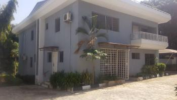 Tastefully Finished 5 Bedroom Detached Duplex with 2 Rooms Bq, Ideally for Office/residence, Maitama District, Abuja, House for Rent