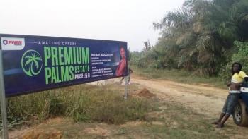Premium Palms Estate Phase 2, Baba Adisa, Ibeju Lekki, Lagos, Residential Land for Sale