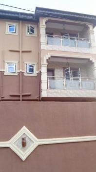 Luxury 3 Bedroom Flat, Agboola St, Mafoluku, Oshodi, Lagos, Flat for Rent