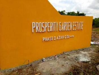 Luxury Estate Land, Close to Winners Chapel, Agbara-igbesa, Lagos, Residential Land for Sale