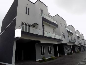 Magnificent 5 Bedroom Luxury Terraces Duplex with a Domestic Room, Oral Estate, Lekki Expressway, Lekki, Lagos, Terraced Duplex for Sale