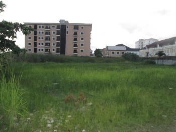 Fenced Bare Corner Piece Land, Off Admiralty Road, Lekki Phase 1, Lekki, Lagos, Residential Land for Sale