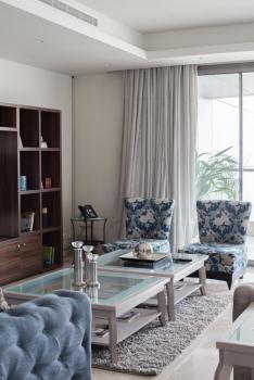 Bob Moses Luxury 2 Bedroom Apartment, Eko Atlantic, Victoria Island (vi), Lagos, Flat Short Let