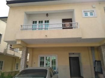 Vacant and Clean 3 Bedrooms Family House, Road 4 Zone 4, Lekki Gardens Estate, Ajah, Lagos, Terraced Duplex for Rent