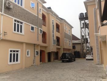 Luxury Service 3 Bedroom Flat, Bera Estate, Chevron Drive, By Uba, Chevy View Estate, Lekki, Lagos, Flat for Rent