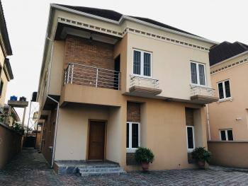 Lovely Brand New 5 Bedroom Fully Detached House with 2 Rooms Bq, Lekki Phase 1, Lekki, Lagos, Detached Duplex for Sale