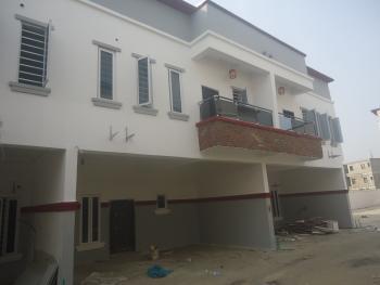 Brand New 4 Bedroom Terrace Duplex with Excellent Facilities, Lafiaji, Lekki, Lagos, Terraced Duplex for Sale