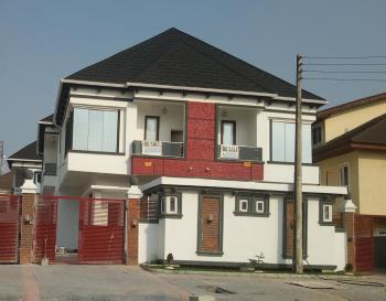 Brand New and Superbly Finished 4 Bedroom Duplex with Bq, Chevy View Estate, Lekki, Lagos, Semi-detached Duplex for Sale