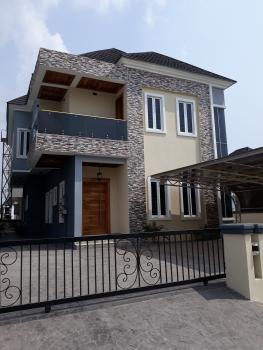 Newly Built 5 Bedrooms Fully  Detached  Duplex with Swimming Pool,gen and Ac, Megamound Estate, Ikota Villa Estate, Lekki, Lagos, Detached Duplex for Sale
