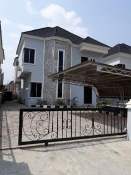 Luxuriously Built 5 Bedrooms Fully Detached Duplex with Swimming Pool and Air Conditions, Megamound Estate, Ikota Villa Estate, Lekki, Lagos, Detached Duplex for Sale