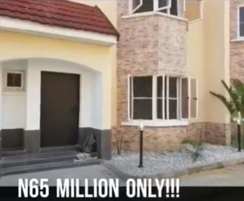 Brand New Tastefully Finished 4 Bedroom Terrace Duplex, Royal Gardens Estate, Opposite Thomas Estate, Ajah, Lekki, Ajah, Lagos, Terraced Duplex for Sale