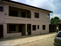 A Story Building With 4 2 Bedroom Flats And Additional 2 Plots For Car Park, Rumuigbo, Port Harcourt, Rivers, 4 Bedroom, 8 Toilets, 8 Baths House For Sale